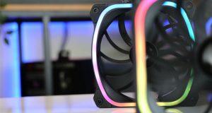 Ventilateur SquA RGB 120 mm d'Enermax