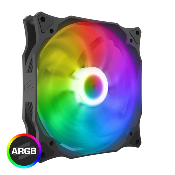 Ventilateur Stella HP ARGB 140 PWM