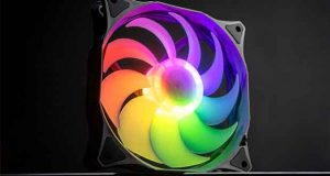 Ventilateur Stella HP ARGB ou RGB de SilentiummPC