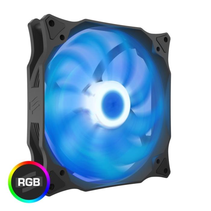 Ventilateur Stella HP ARGB 120 PWM