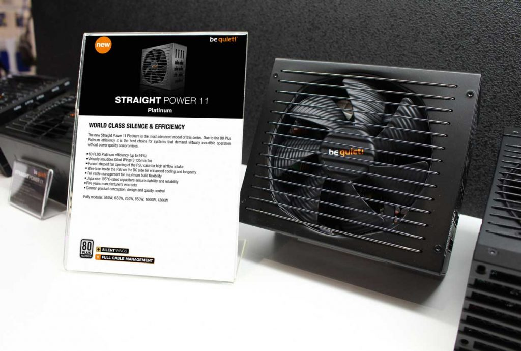 Alimentation Be Quiet Straight Power 11 Platinum