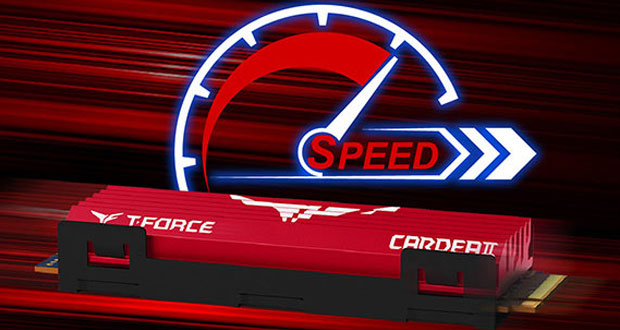 SSD T-Force Cardea II de Team Groupe