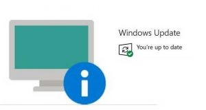 Windows 10 May 2019 Update, un nouvel avertissement de Windows Update