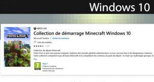 Windows 10, le Microsoft Store et le gaming