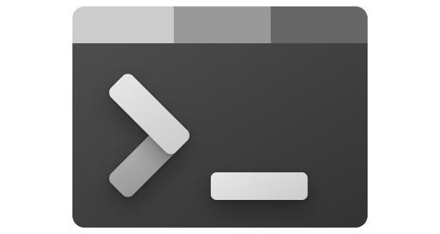 Icône officielle de Windows Terminal