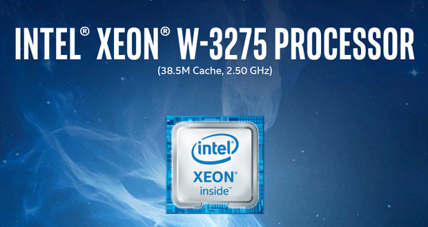 Processeur Intel Xeon W-3275