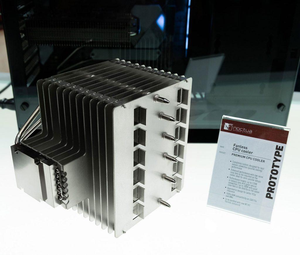 Ventirad Noctua Fanless CPU Cooler
