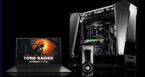 NVIDIA annonce un nouveau bundle : pour l'achat d'une GeForce GTX, les joueurs recevront Shadow of the Tomb Raider