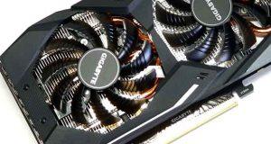 Gigabyte GeForce GTX 1660 Gaming OC