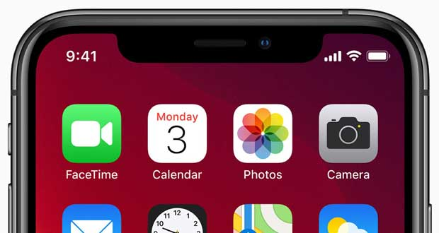 iOS 13 pour l'iPhone