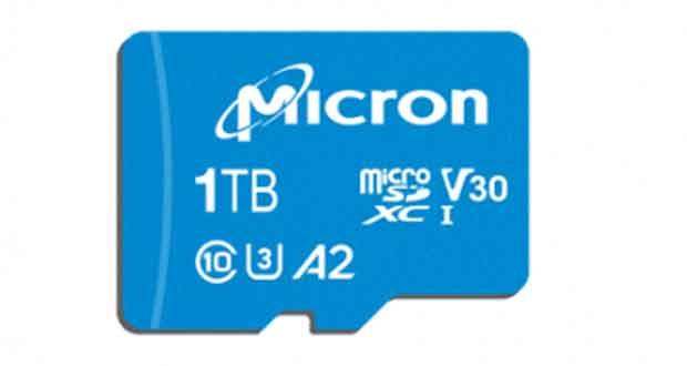 Micron c200 1 To (MicroSDXC UHS-I)