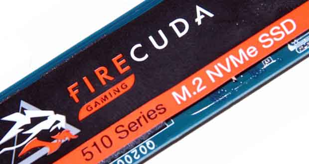 SSD Seagate FireCuda 510 1 To