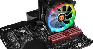 Ventirad UX200 ARGB Lighting de Thermaltake