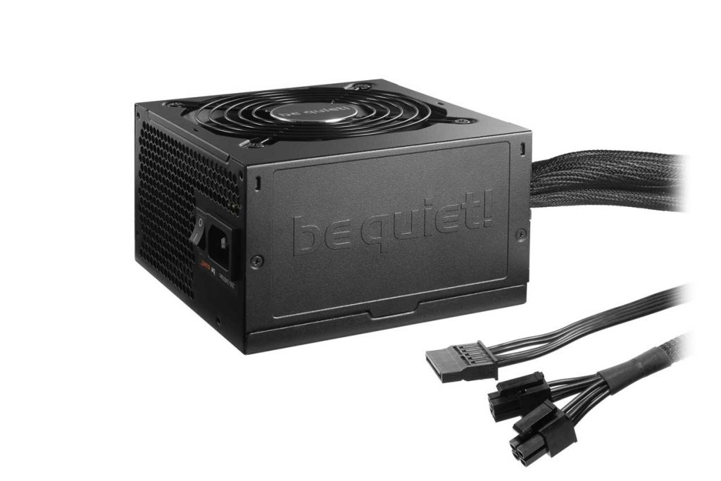 Alimentation System Power 9 CM de Be Quiet