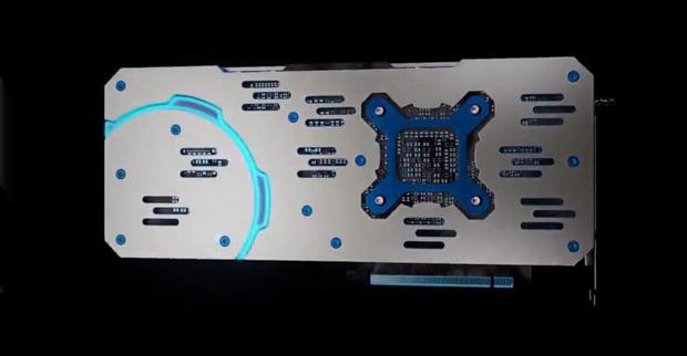 Carte graphique Intel Xe