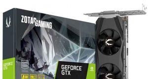 GeForce GTX 1650 Low profile de Zotac