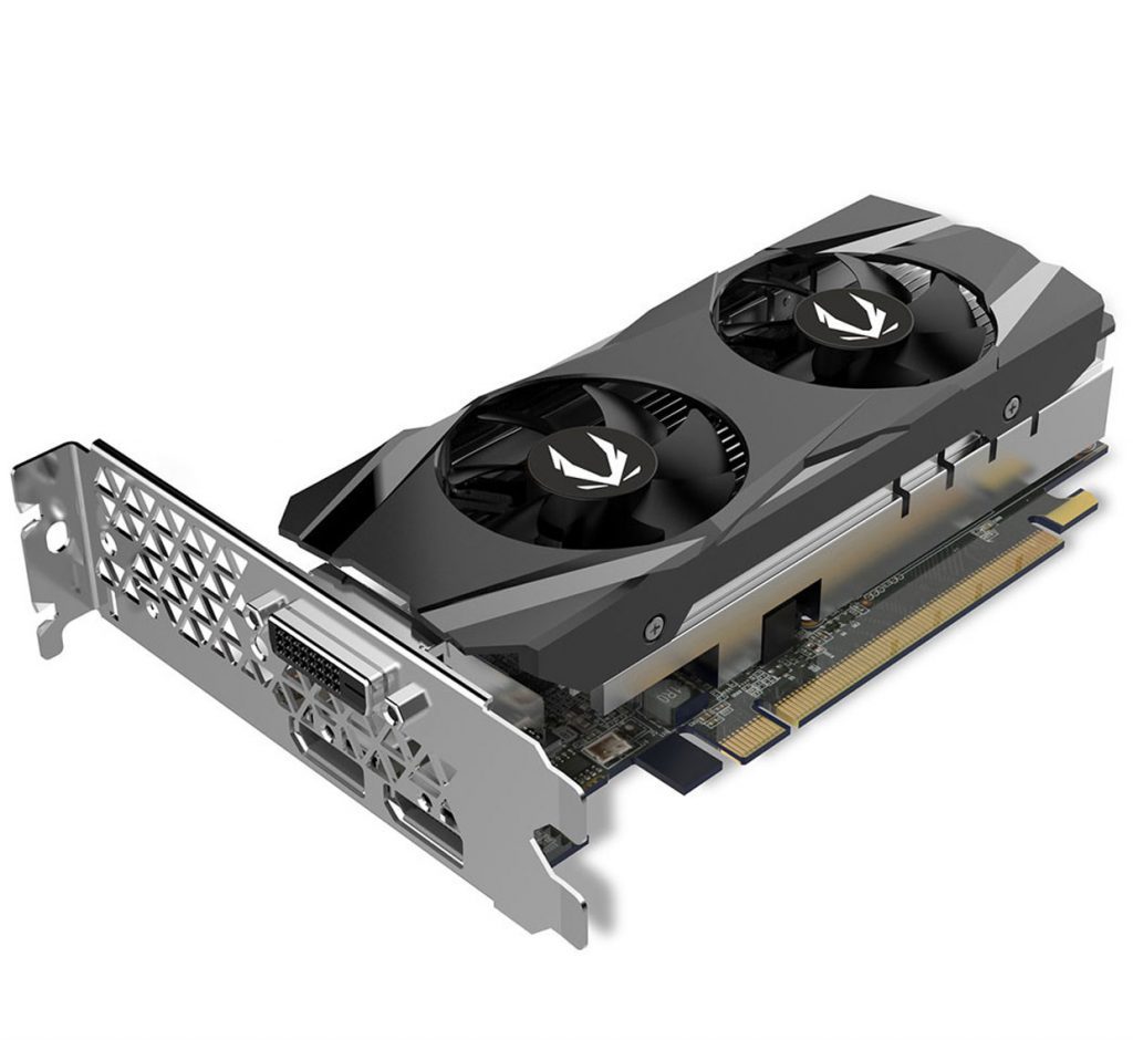 GeForce GTX 1650 Low profile de Zotac