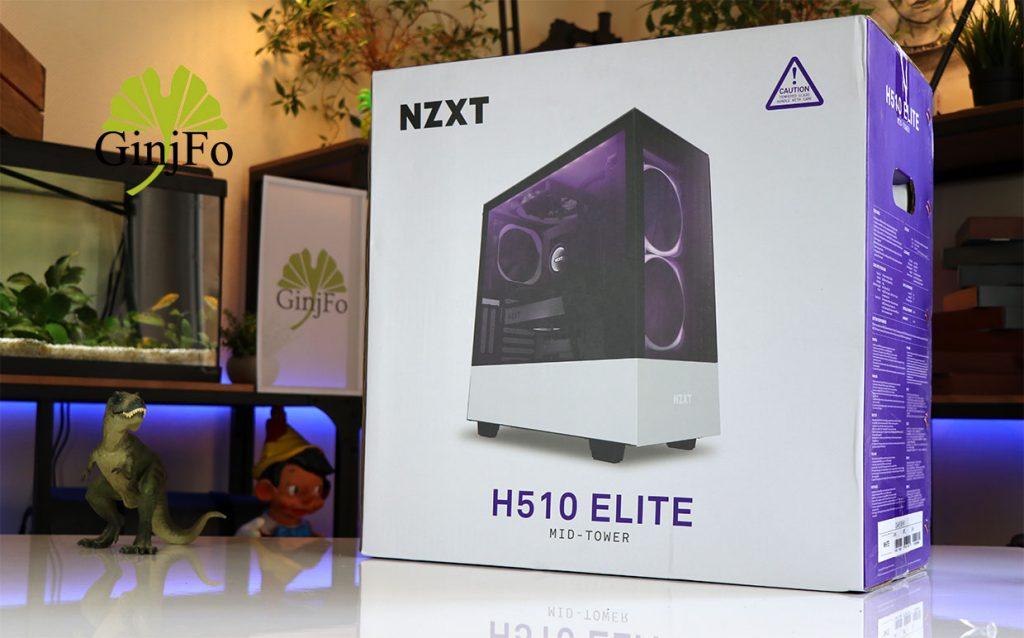 H510 Elite de NZXT