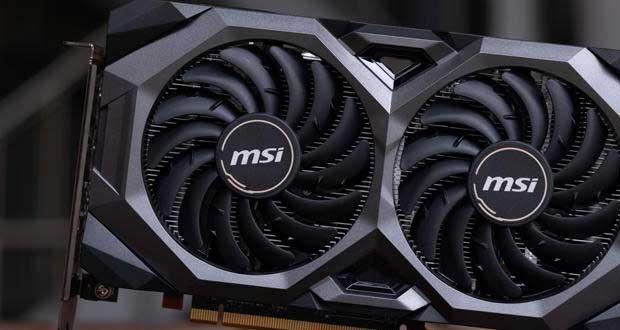 Radeon RX 5700 XT MECH de MSI