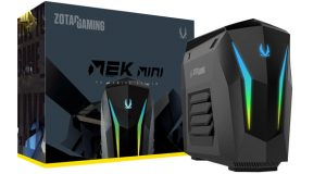 PC gaming MEK Mini de Zotac