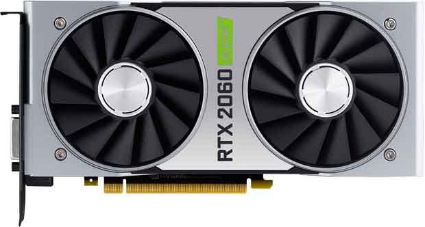 Nvidia GeFORCE RTX 2060 & 2070 SUPER