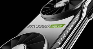GeForce RTX 2080 Super Founders Edition de Nvidia