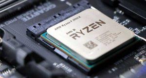 Processeur Ryzen 9 3900X d'AMD