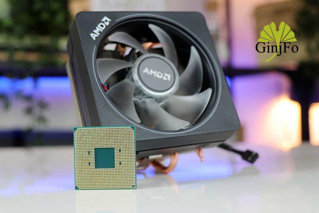 Processeur AMD Ryzen 7 3700X