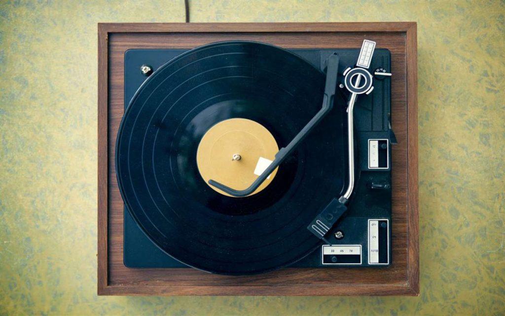 Windows 10 et le thème Visions of Vinyl