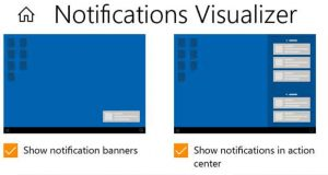 Windows 10 - Nouvelles options autour des notifications