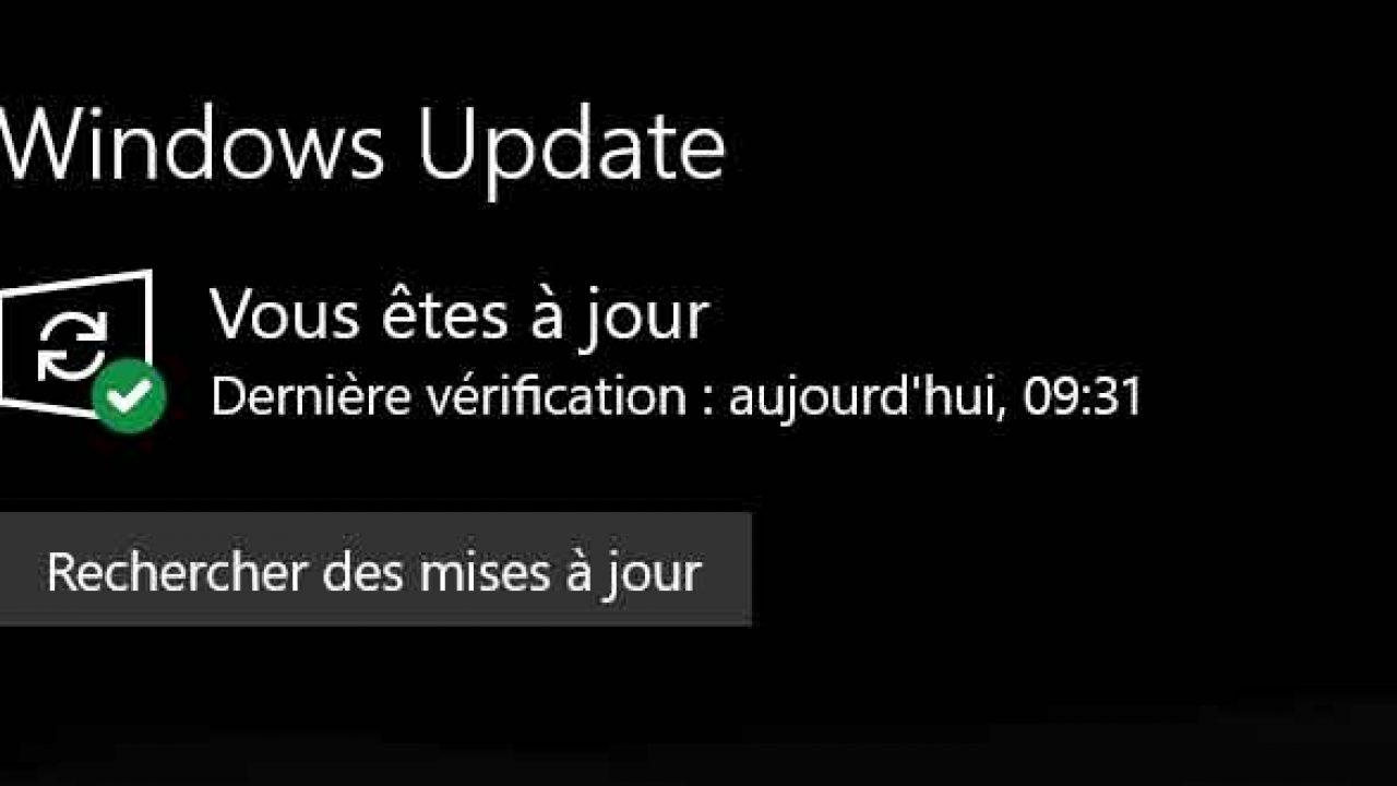 Windows 10, Microsoft publie les MAJ KB4507466, KB4507465 et