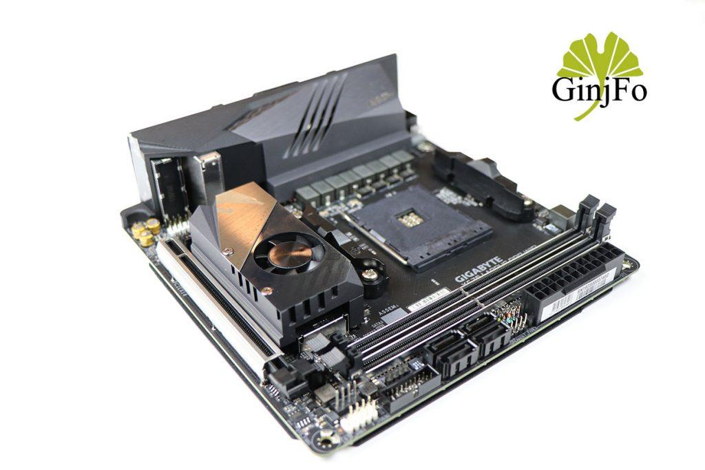 Carte mère Gigabyte X570 I Aorus Pro Wifi