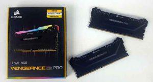 Plateforme Ryzen 3000 DDR4 Vengeance Pro RGB