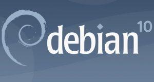 """Distribution GNU/Linux Debian 10 """"Buster"""""""