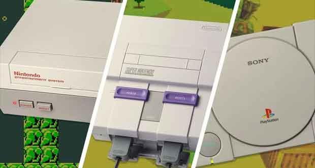 Mini-Consoles de jeux