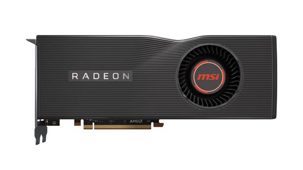 Radeon RX 5700 XT 8G de MSI