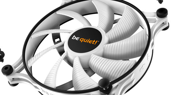 Ventilateur Shadow Wings 2 White de Be quiet