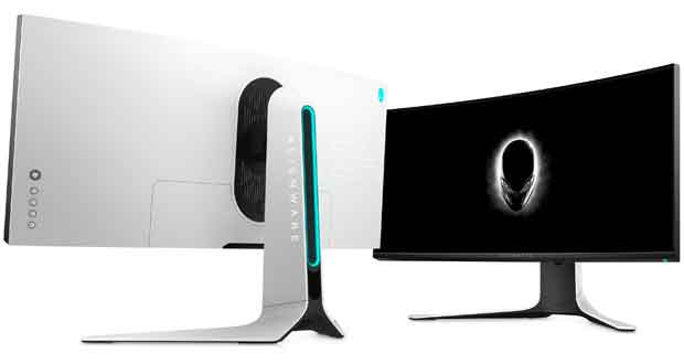 Moniteur gaming Alienware AW3420DW de Dell