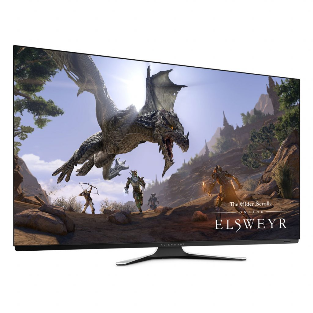 Alienware 55 OLED Gaming Monitor (AW5520QF)