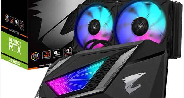 Aorus GeForce RTX 2080 SUPER Xtreme WaterForce