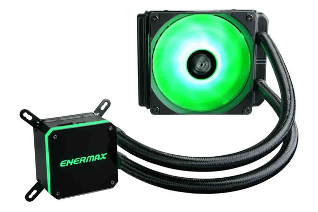 Watercooling AIO LiqMax III RGB 120 d'Enermax
