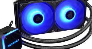 Watercooling AIO LiqMax III RGB 240 d'Enermax
