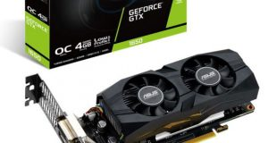 GeForce GTX 1650 Low Profil OC Edition d'Asus
