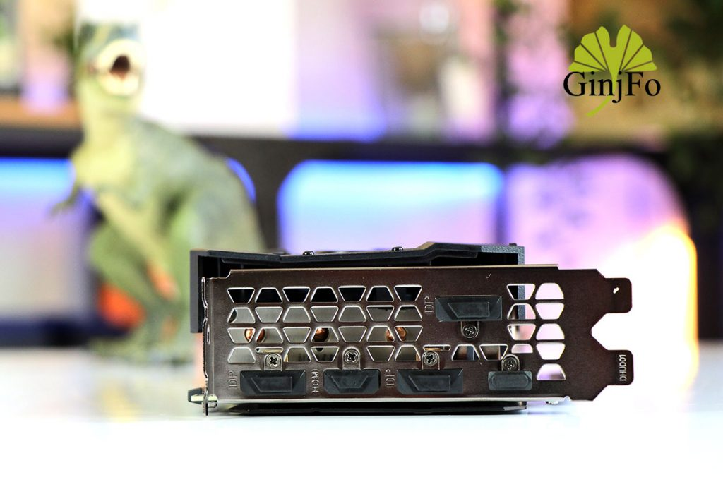 GeForce RTX 2070 Super Gaming OC 8G de Gigabyte