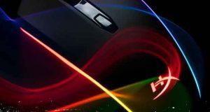 Souris de jeu HyperX Pulsefire Surge RGB