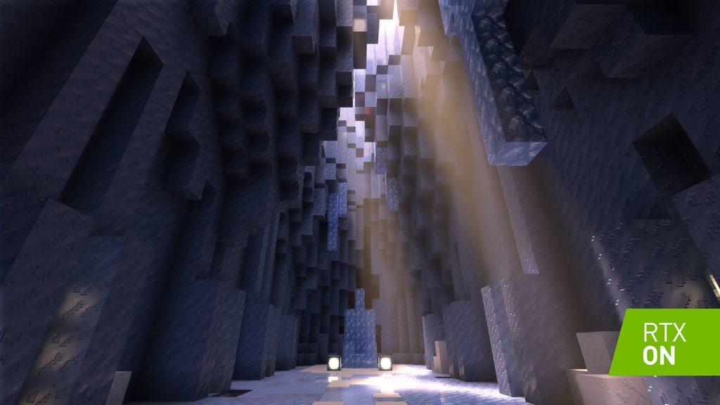 MineCraft et le RTX