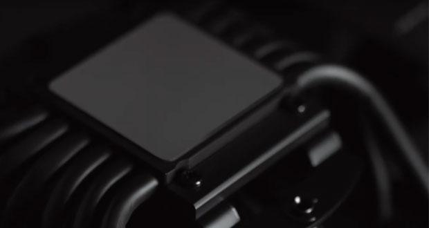 Ventirad Noctua black Chromax