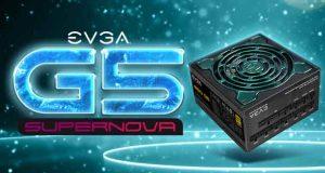 Alimentation SuperNOVA G5 de EVGA