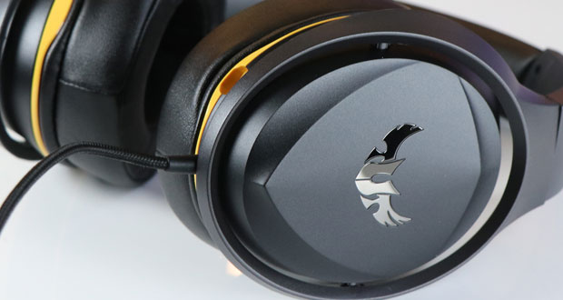 Micro-casque TUF Gaming H5 d'Asus