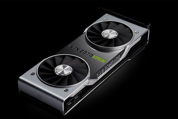 GeForce RTX 2070 Super Founders edition de Nvidia